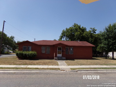 Hondo Multi Family Home For Sale: 1101 22nd Street