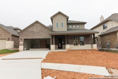 San Antonio Single Family Home New: 3707 Ravello Ridge