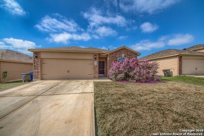 San Antonio Single Family Home New: 6026 Channel View