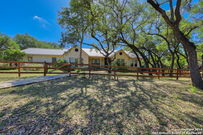 Boerne Single Family Home New: 105 Northview Dr