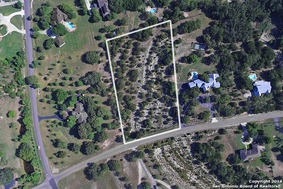 Boerne Residential Lots & Land New: 7825 Rocking Horse Ln
