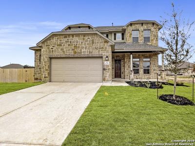 San Antonio TX Single Family Home New: $367,308