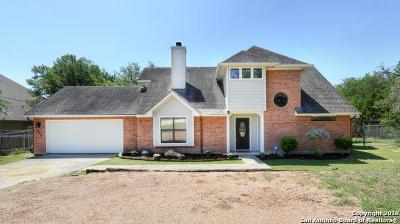 Timberwood Park Single Family Home For Sale: 530 E Borgfeld Dr