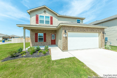 New Braunfels Single Family Home New: 319 Krieghoff Way
