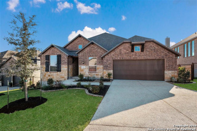 Comal County Single Family Home New: 3714 Chicory Bend