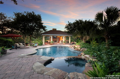 San Antonio TX Single Family Home New: $850,000