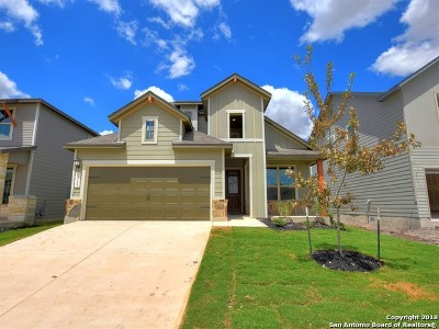 Bexar County Single Family Home For Sale: 13331 Badlands Bend