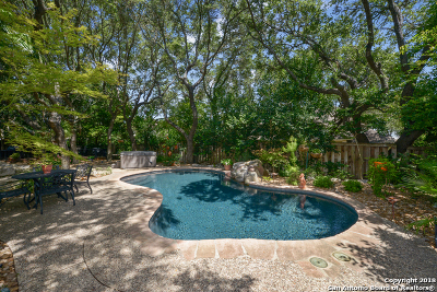 Boerne Single Family Home New: 29211 Oakview Bend