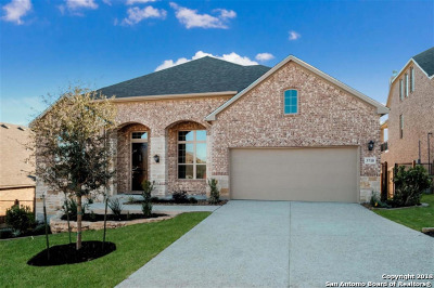 Comal County Single Family Home New: 3710 Chicory Bend