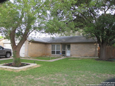 San Antonio Single Family Home New: 7106 Spring Forest St
