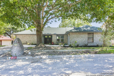 Cibolo Single Family Home New: 3521 Columbia Dr