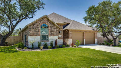 Kendall County Single Family Home New: 104 Cimarron Creek