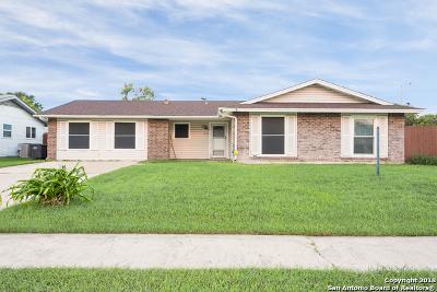 San Antonio Single Family Home New: 7203 Bellbrook Dr