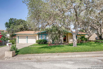 San Antonio Single Family Home New: 16407 Ledge Oaks St