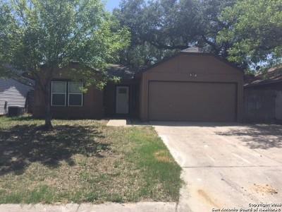 San Antonio Single Family Home New: 9235 Autumn Branches