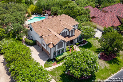 San Antonio Single Family Home Back on Market: 3334 Sable Creek