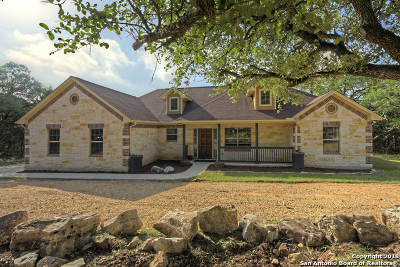 New Braunfels Single Family Home New: 2124 Lost Trail