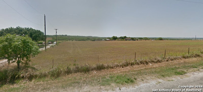 Schertz Residential Lots & Land Active Option: 6759 Pfeil Rd
