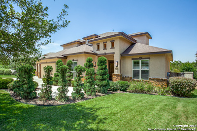 San Antonio TX Single Family Home New: $614,900