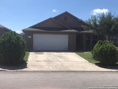 San Antonio Single Family Home New: 9016 Dublin Green