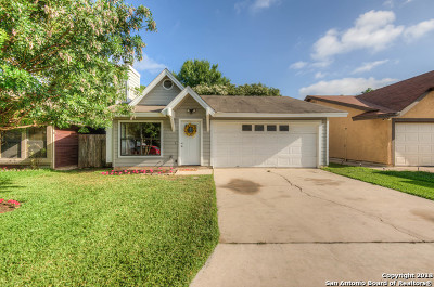 San Antonio TX Single Family Home New: $154,990