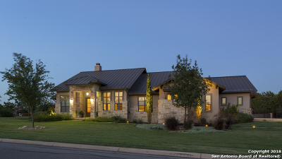 New Braunfels Single Family Home New: 2532 Emu Pde