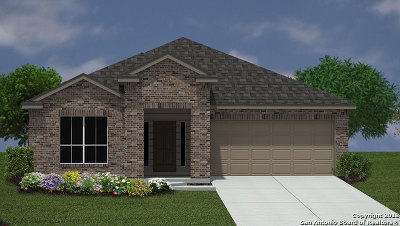 Guadalupe County Single Family Home New: 533 Saltlick Way