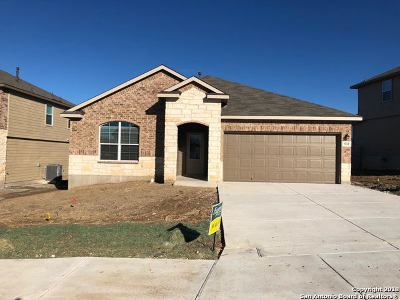 Guadalupe County Single Family Home New: 532 Saltlick Way