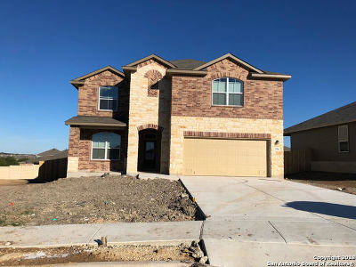 Cibolo Single Family Home For Sale: 536 Saltlick Way