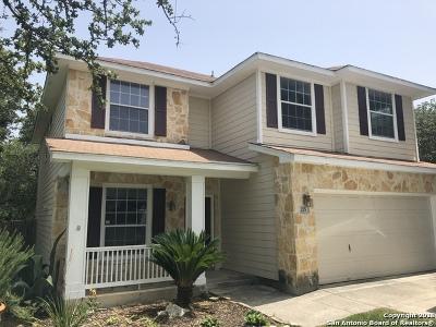 San Antonio Single Family Home New: 275 Red Hawk Ridge