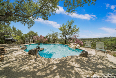 Bexar County Single Family Home New: 26103 High Timber Pass St