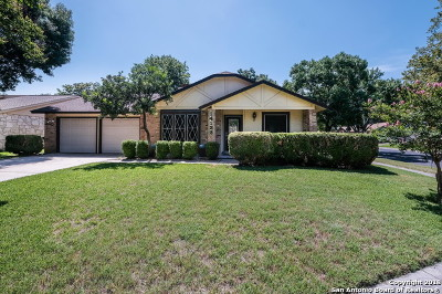 San Antonio Single Family Home New: 14122 Queensway St