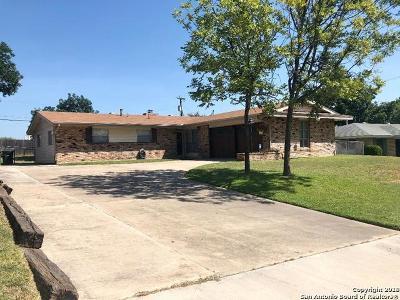 San Antonio Single Family Home New: 258 Harrow Dr