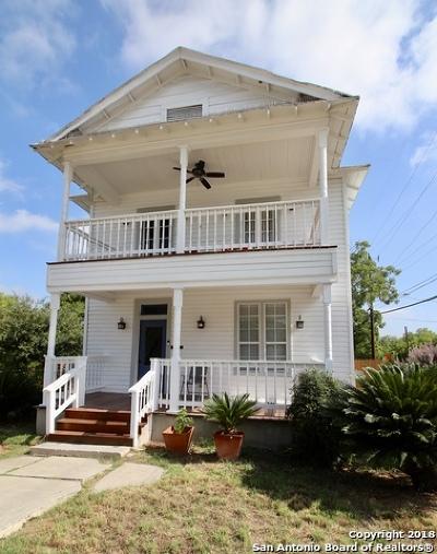 San Antonio Single Family Home New: 431 Hays St
