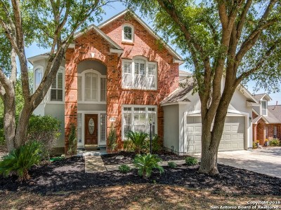 San Antonio Single Family Home Price Change: 6719 Grove Creek Dr