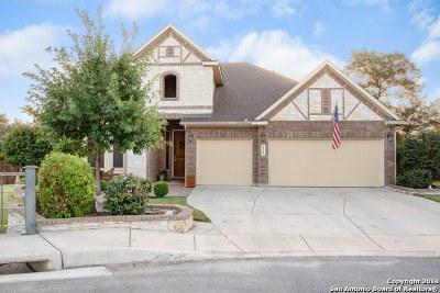 San Antonio Single Family Home New: 1535 Pimpernel
