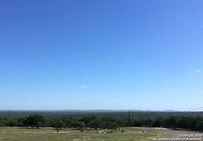 Boerne Residential Lots & Land New: 304 White Oak Trail