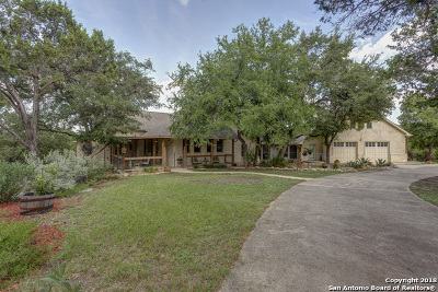 Comal County Single Family Home New: 958 Coyote Ridge Dr