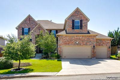 San Antonio Single Family Home New: 25818 Coronado Ridge