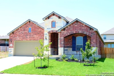 Cibolo Single Family Home New: 624 Saddle Forest