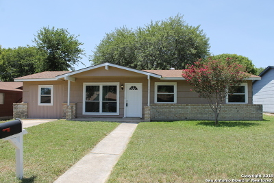 Converse Single Family Home New: 337 Deborah Dr