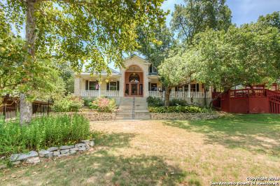 Comal County Single Family Home New: 29662 Smokey Mountain Trail