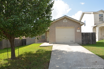 Single Family Home For Sale: 6327 Wild Flower Way