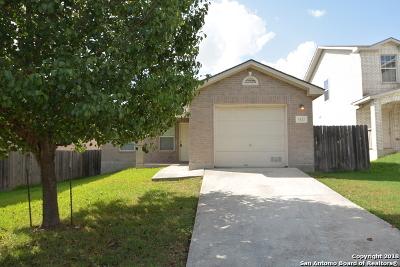 San Antonio Single Family Home Back on Market: 6327 Wildflower Way