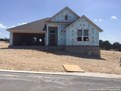 San Antonio Single Family Home New: 28807 Oldlyme Way