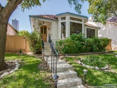 San Antonio TX Single Family Home New: $199,999