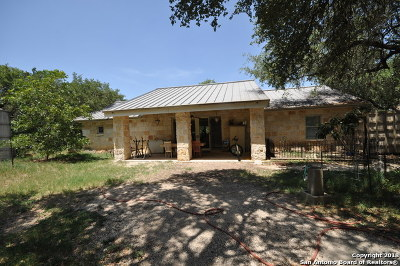 Spring Branch Single Family Home Price Change: 577 Guadalupe Dr