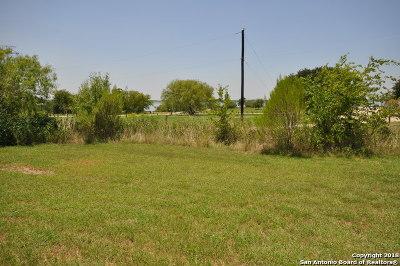 San Antonio Residential Lots & Land New: 13034 Bernhardt Rd