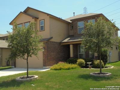 San Antonio Single Family Home New: 6819 Fort Bnd