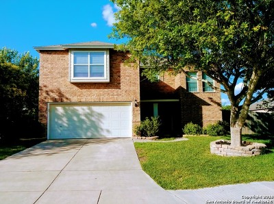 San Antonio Single Family Home New: 3435 Ridge Ash